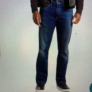 Men's Levi's 505 Regular-Fit Stretch Jeans